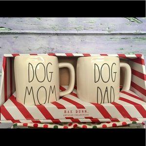 Rae Dunn Dog Lover Mugs